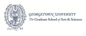 letterhead logo of the Graduate School of Arts and Sciences, showing the official University seal